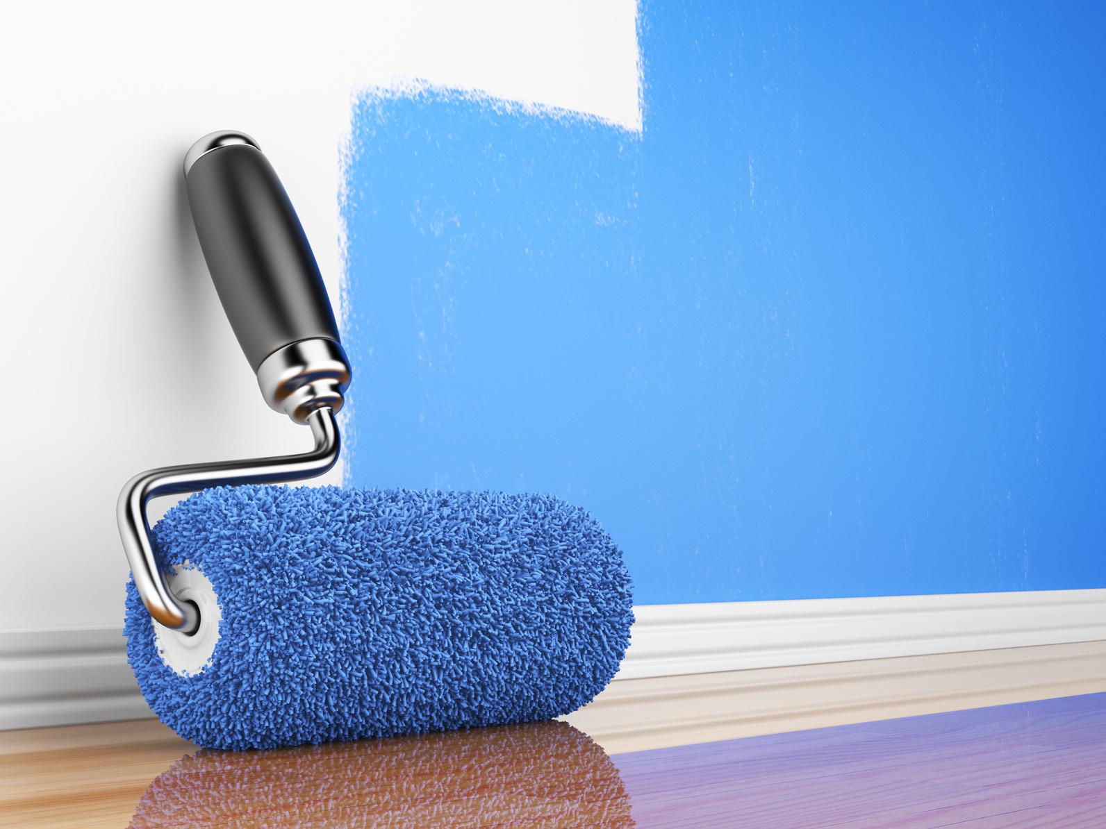 Tip pintores pintar ngulos y esquinas avisos y for Trabajo para pintores
