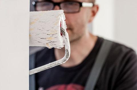 C mo eliminar manchas de humedad en la pared pintores madrid - Como eliminar la humedad de la pared ...