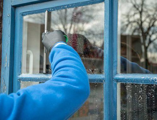 Tip cristaleros. Cómo limpiar las ventanas