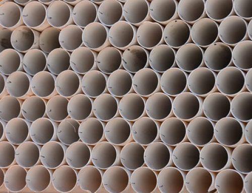 Tip fontaneros. Empalmes de tubos de PVC