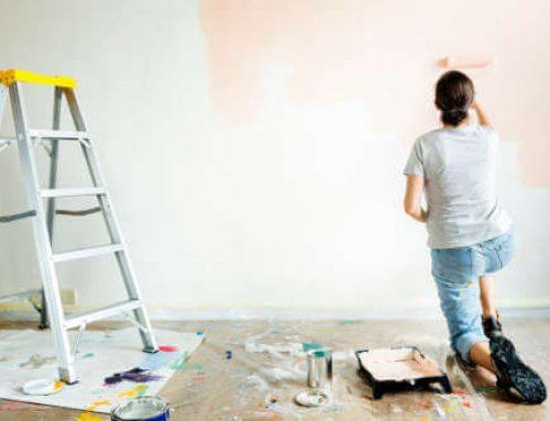 Cómo quitar manchas de pintura