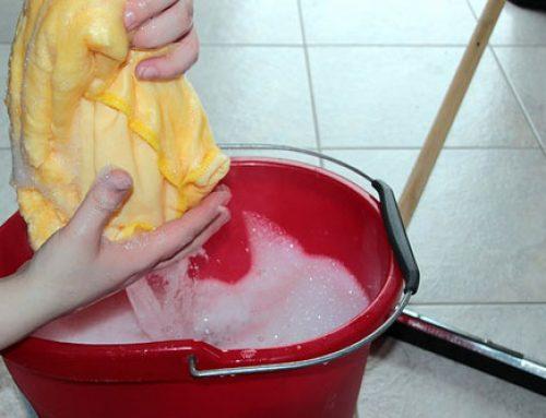 Cómo desinfectar la casa (del coronavirus)