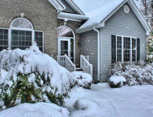 Cómo comprobar la impermeabilización de la cubierta tras una nevada