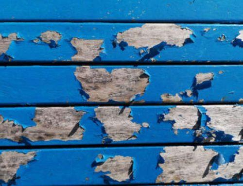 Cómo quitar las manchas de pintura de la madera