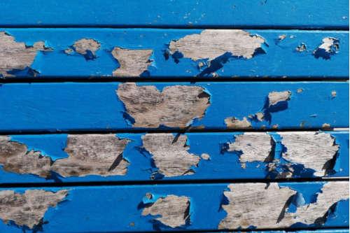 Eliminar manchas de pintura de la madera